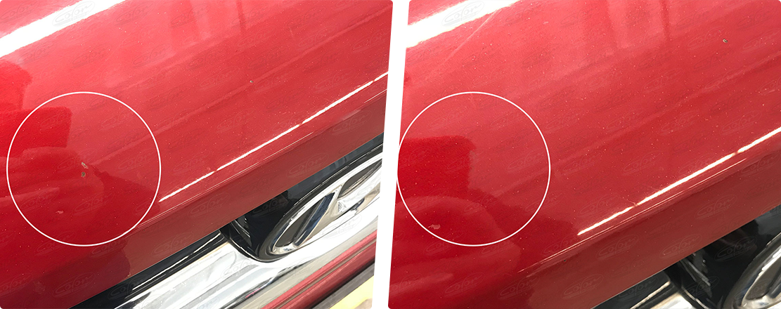 Color N Drive - Before After